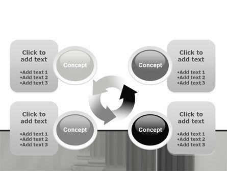 Colonnade PowerPoint Template Slide 9