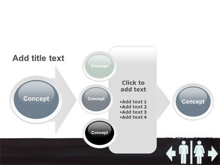 Gender Difference PowerPoint Template Slide 17