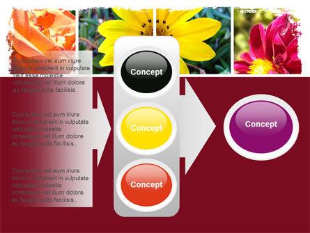 Garden Flowers PowerPoint Template Slide 11