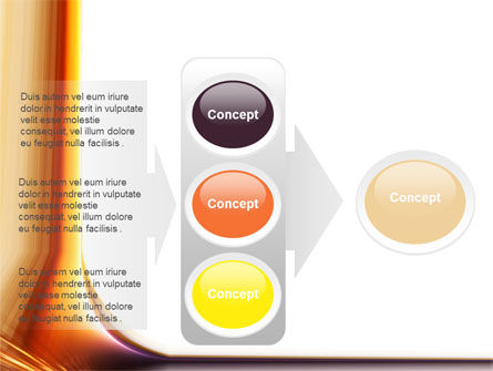 Abstract Gradient PowerPoint Template Slide 11