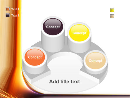 Abstract Gradient PowerPoint Template Slide 12