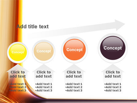 Abstract Gradient PowerPoint Template Slide 13