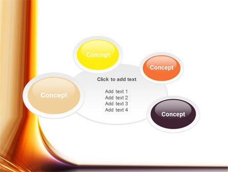 Abstract Gradient PowerPoint Template Slide 16