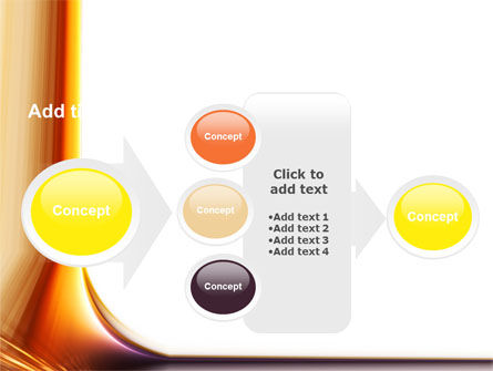 Abstract Gradient PowerPoint Template Slide 17