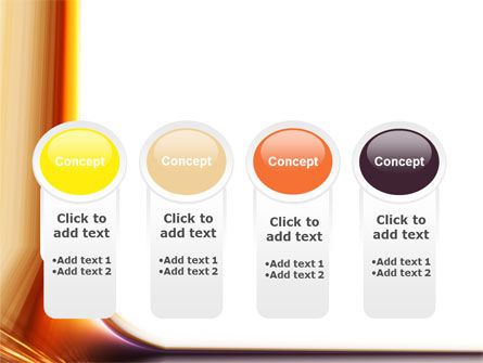 Abstract Gradient PowerPoint Template Slide 5