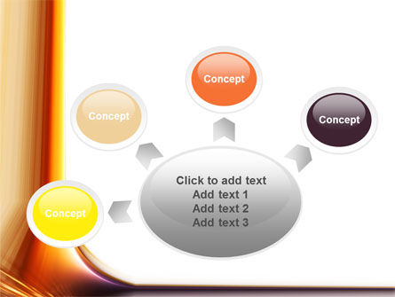 Abstract Gradient PowerPoint Template Slide 7
