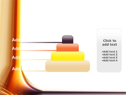 Abstract Gradient PowerPoint Template Slide 8