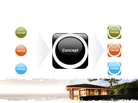 Modern Cottage PowerPoint Template Slide 17