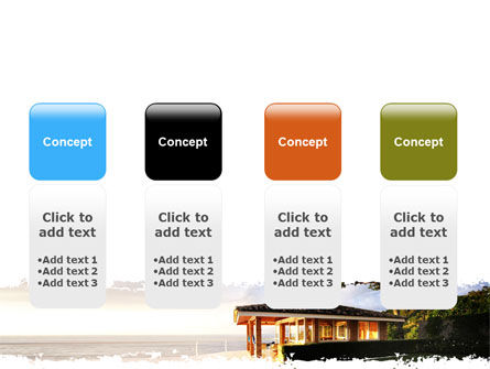 Modern Cottage PowerPoint Template Slide 5