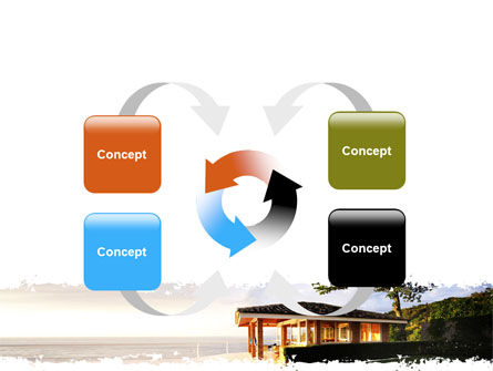Modern Cottage PowerPoint Template Slide 6