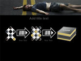 Hit and Run PowerPoint Template#9