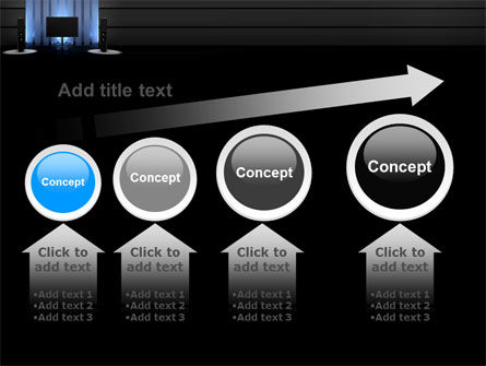 Home Theater PowerPoint Template Slide 13