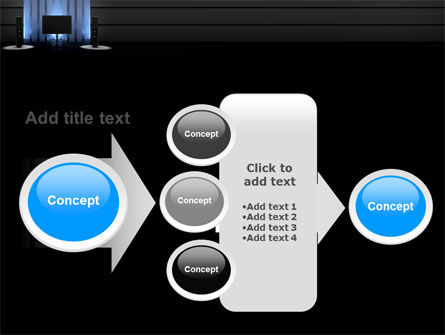 Home Theater PowerPoint Template Slide 17