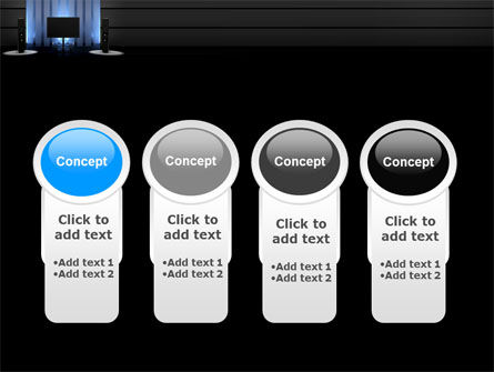 Home Theater PowerPoint Template Slide 5
