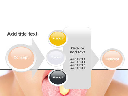 Taking Pills PowerPoint Template Slide 17
