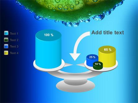 Fresh Slice PowerPoint Template Slide 10
