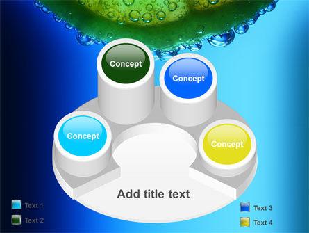Fresh Slice PowerPoint Template Slide 12