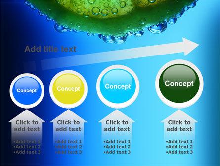 Fresh Slice PowerPoint Template Slide 13