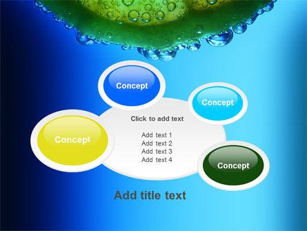 Fresh Slice PowerPoint Template Slide 16