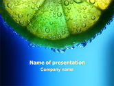 Food & Beverage: Fresh Slice PowerPoint Template #06595