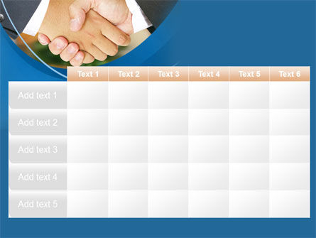 Business Deal And Agreement PowerPoint Template Slide 15