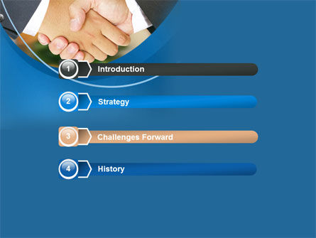 Business Deal And Agreement PowerPoint Template Slide 3