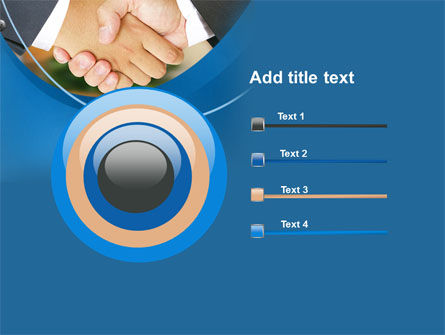 Business Deal And Agreement PowerPoint Template Slide 9