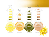 Yellow Lilies PowerPoint Template#7