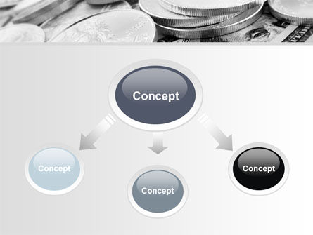 Monetary Reserves PowerPoint Template, Slide 4, 06600, Financial/Accounting — PoweredTemplate.com