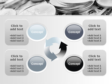 Monetary Reserves PowerPoint Template Slide 9