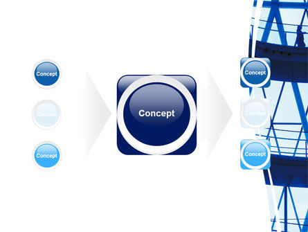 Business Climbing Free PowerPoint Template Slide 17