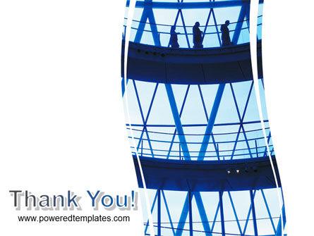 Business Climbing Free PowerPoint Template Slide 20