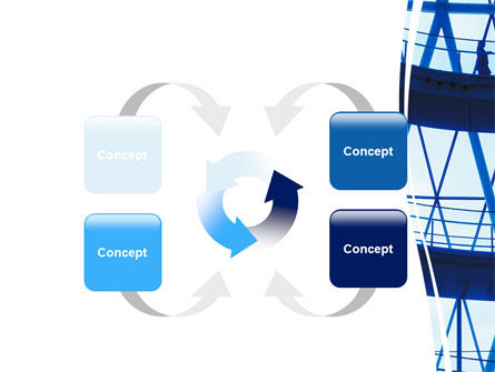 Free Business Climbing PowerPoint Template Slide 6