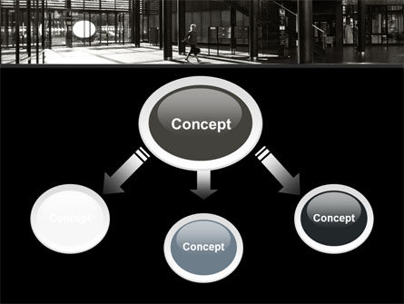 Lobby Space PowerPoint Template Slide 4