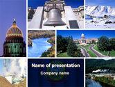 Religious/Spiritual: Idaho PowerPoint Template #06608