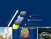Idaho PowerPoint Template#14
