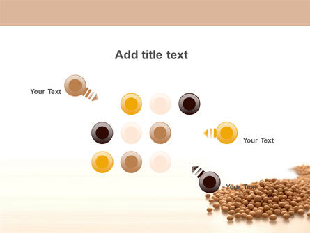 Soy Beans PowerPoint Template Slide 10