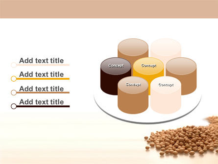 Soy Beans PowerPoint Template Slide 12