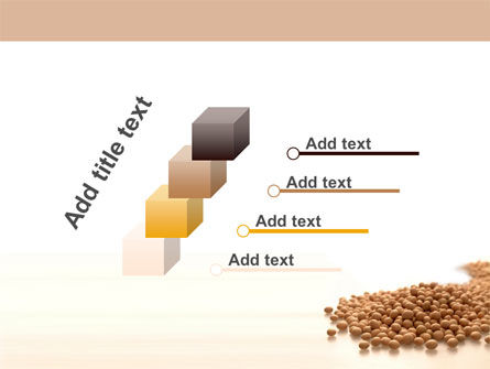 Soy Beans PowerPoint Template Slide 14