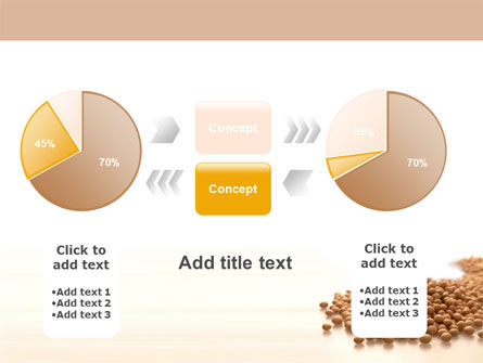 Soy Beans PowerPoint Template Slide 16