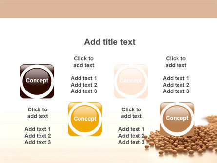 Soy Beans PowerPoint Template Slide 18