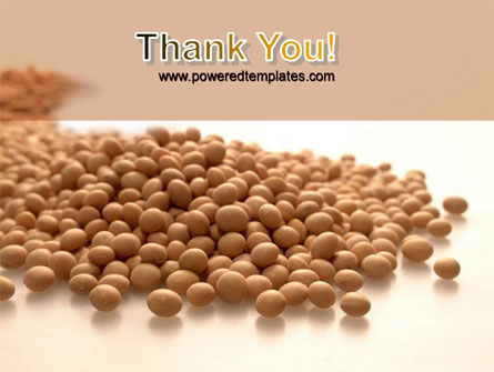 Soy Beans PowerPoint Template Slide 20