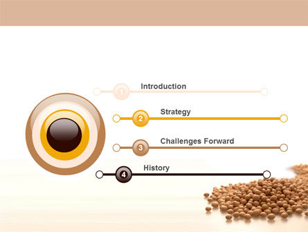 Soy Beans PowerPoint Template Slide 3