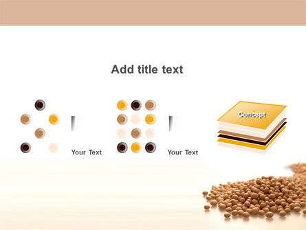 Soy Beans PowerPoint Template Slide 9