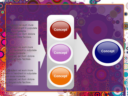 Sixties Paradise Party PowerPoint Template Slide 11