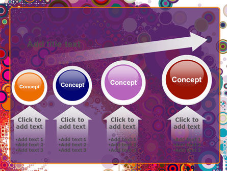 Sixties Paradise Party PowerPoint Template Slide 13
