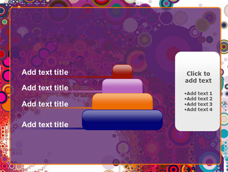 Sixties Paradise Party PowerPoint Template Slide 8