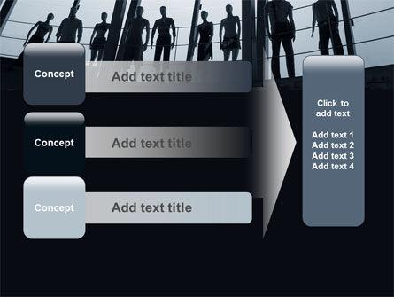 Standing Manikins Free PowerPoint Template Slide 12