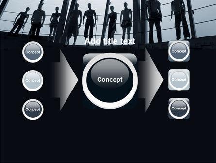 Free Standing Manikins PowerPoint Template Slide 17