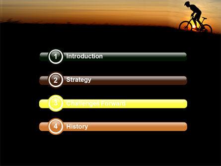 Big Efforts PowerPoint Template Slide 3